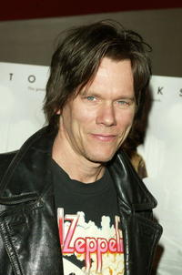 Kevin Bacon at a New York screening of