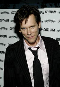 Kevin Bacon at the Gotham Magazine launch party.