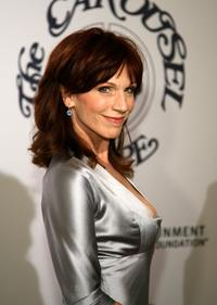 Marilu Henner at the 17th Annual Mercedes-Benz Carousel of Hope Ball.
