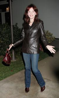 Marilu Henner at the celebrity opening night of the Broadway bound show