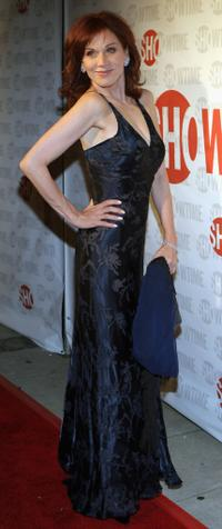 Marilu Henner at the Showtime after emmy party.