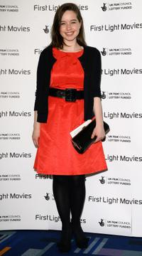 Anna Popplewell at the First Light Film Awards.