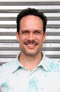 Diedrich Bader at the Hollywood premiere of