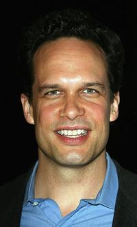 Diedrich Bader at the celebration for Cloris Leachman's 60 years in show business.