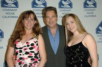 Beau Bridges, Wendy Bridges and his daughter Emily Bridges at the 7th Annual Covenant With Youth Awards Gala.