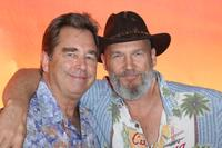 Beau Bridges and Jeff Bridges at the Premiere of