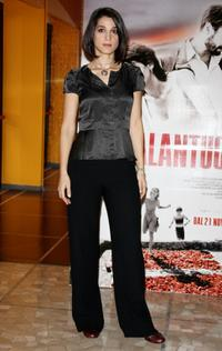 Donatella Finocchiaro at the photocall and press conference of