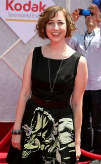 Kristen Schaal at the premiere of