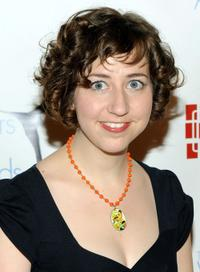 Kristen Schaal at the 62nd Annual Writers Guild Awards.