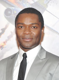 David Oyelowo at the New York premiere of