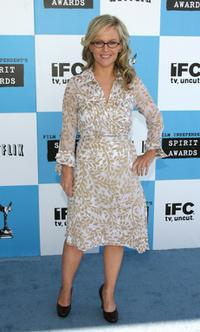 Rachael Harris at the 22nd Annual Film Independent Spirit Awards.
