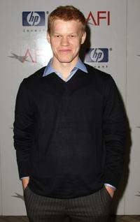 Jesse Plemons at the 8th Annual AFI Awards.
