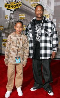 Xzibit and Tremayne at the VH1 Hip Hop Honors 2006.