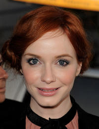 Christina Hendricks at the California premiere of