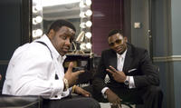 Jamal Woolard as Notorious B.I.G. and Derek Luke as Sean Combs in