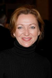 Julie White at the opening night of
