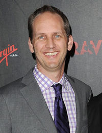 Producer Trevor Macy at the California premiere of