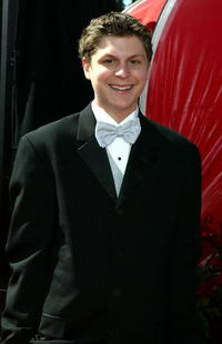 Michael Cera at the 56th Annual Primetime Emmy Awards in L.A.