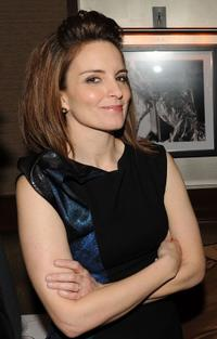 Tina Fey at the after party of the New York premiere of
