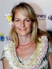 Helen Hunt at the Maui Film Festival.
