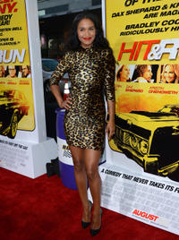 Joy Bryant at the California premiere of