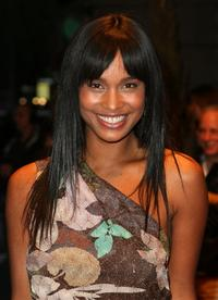 Joy Bryant at the New Yorkers for Children celebration of