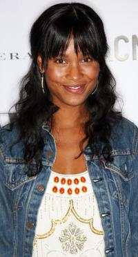 Joy Bryant at the Inaugural Avant-Garde Gala hosted by W Magazine and LACMA.