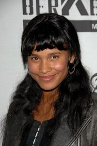 Joy Bryant at the premiere of