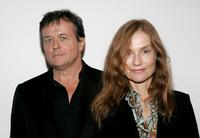 Isabelle Huppert and Patrice Chereau at the New York premiere of