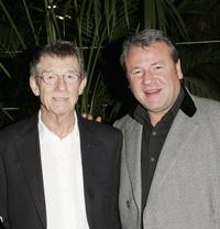 John Hurt and Ray Winstone at the London Australian Film Festival premiere of