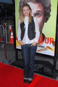 Emily VanCamp at the premiere of
