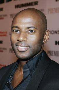Romany Malco at the Lionsgate and Showtime party honoring Golden Globe nominees of