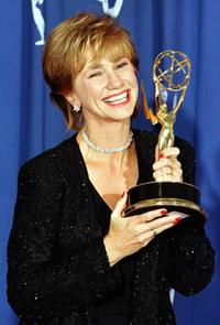 Kathy Baker at the 48th Annual Primetime Emmy Awards.