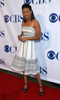 Tracie Thoms at the CBS Summer Stars Party 2007.