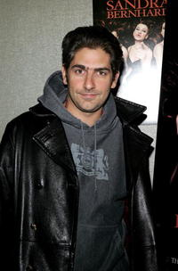 Michael Imperioli at the opening night of