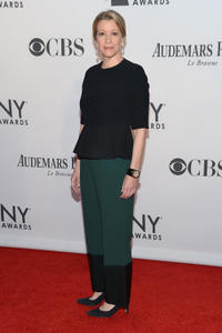 Linda Emond at the 66th Annual Tony Awards in New York.