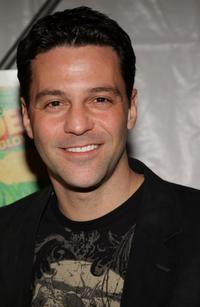 David Alan Basche at the New York premiere of