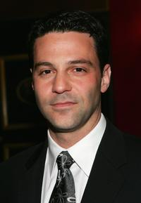 David Alan Basche at the premiere of