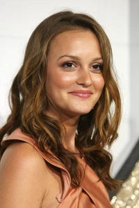 Leighton Meester at the Chloe Los Angeles LA Boutique Opening Party.