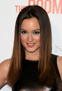 Leighton Meester at the California premiere of