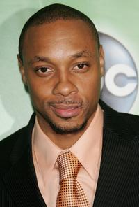 Dorian Missick at the ABC Television Network Upfront.