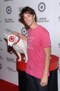 Will Janowitz at the Tropfest at Tribeca presented by Target.