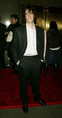 Will Janowitz at the fifth season premiere of