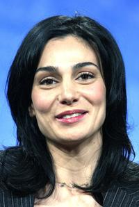 Annie Parisse at the NBC 2005 Television Critics Winter Press Tour.