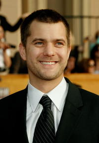 Joshua Jackson at the 13th Annual Screen Actors Guild Awards in L.A.