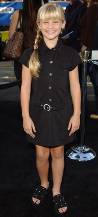 Jenna Boyd at the premiere of