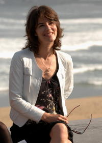 Irene Jacob at the 55th San Sebastian International Film Festival, attend photcall for
