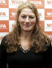 Geraldine James at the Celebs Stand Up For Animals performance.