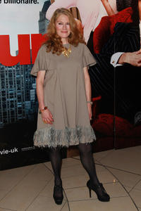 Geraldine James at the London premiere of