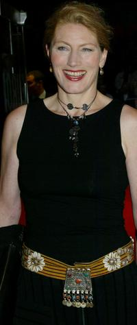 Geraldine James at the gala premiere of